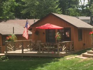 1 bedroom Cottage with Deck in West Branch - West Branch vacation rentals