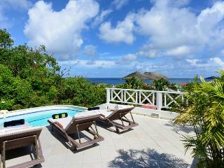 Mahogany - Ideal for Couples and Families, Beautiful Pool and Beach - Flamands vacation rentals