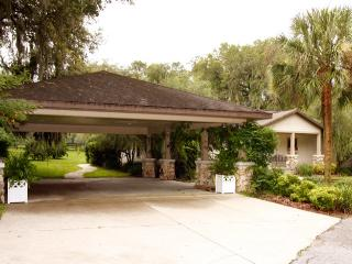 Wisteria House on 400-acre Resort - Lady Lake vacation rentals