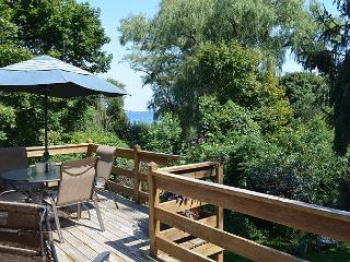 Garden by the Sea: Relax & enjoy wonderful coastal views. Walk to the beach! - Gloucester vacation rentals