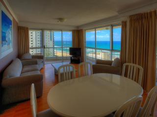 2 Bedroom Ocean View Apartment - Surfers Paradise vacation rentals