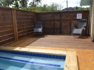Pacific Time Holidays, private pool and garden - Arorangi vacation rentals