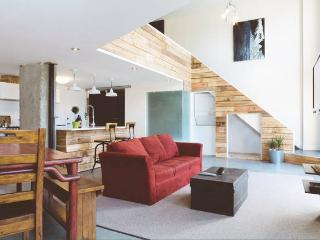 Big Bright Open Concept Loft Space - Vancouver vacation rentals
