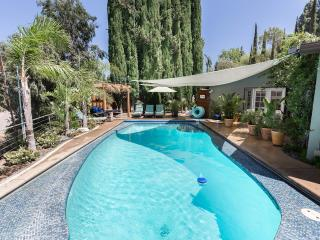 country guesthouse/duplex view & heated pool - Los Angeles vacation rentals