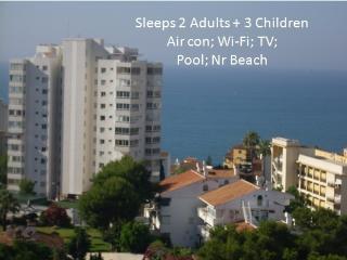 Superb Benalmadena Apartment. Fly and flop! - Benalmadena vacation rentals