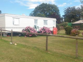 "Coombe View Farm ""Field View"" caravan - Branscombe vacation rentals"