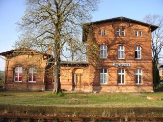 Bahnhof Anderbeck - Gare d'Anderbeck - Halberstadt vacation rentals