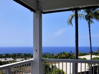 Kaulana at Kona, an upscale spacious 3 bedroom with 190 degree views - Kailua-Kona vacation rentals