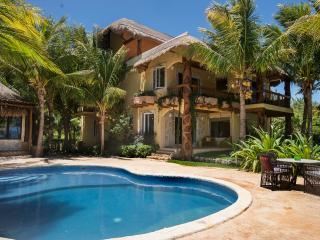 Secluded Celebrity Retreat in Puerto Morelos - Puerto Morelos vacation rentals