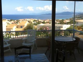 2 pièces luxueux vue mer panoramique à île rousse. - Ile Rousse vacation rentals