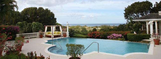 Villa Bohemia SPECIAL OFFER: Barbados Villa 413 Located On 1 1/2 Acres Of Ridge Land At Sandy Lane Estate With Wonderful Ocean Views. - Sandy Lane vacation rentals