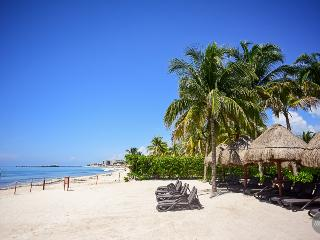 PRIVATE BEACH CLUB! For 6 Friends Or A Family - Playa del Carmen vacation rentals