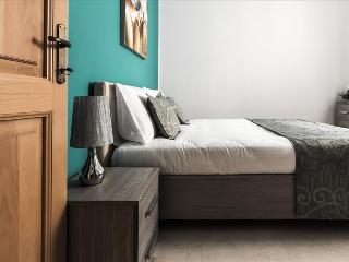 203 Deluxe Family Two Bedroom Apartment - Marsascala vacation rentals