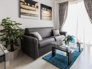 209 Comfort Double Bedroom Apartment - Marsascala vacation rentals