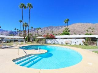 Mid Century Modern  Monthly Condo - On Indian Canyon Golf Course Pools,  Jacuzzi - Palm Springs vacation rentals