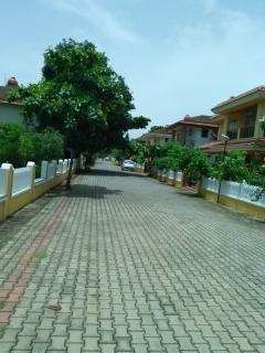 Independent Fully Furnished Bungalow in Goa - Colva vacation rentals