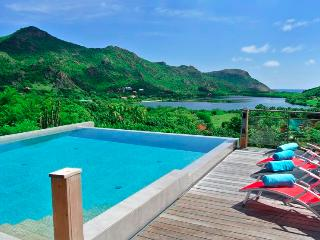 Villa Harry at Saline, St Barth - Private Pool, Scenic Views, Walk to Beach - Gouverneur vacation rentals