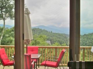 New Cabin,MEGA VIEWS , Hottub,Creek,App Ski Mtn - Blowing Rock vacation rentals