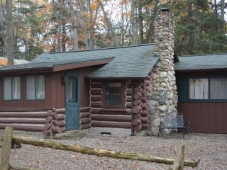Spacious Log Cabin - Sleeping Bear Dunes - Honor vacation rentals
