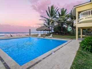 Oceanfront with Million Dollar Views - 6 Bedroom- sleeps 13 - Cabarete vacation rentals