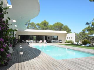 Ibiza style villa with pool near Montpellier - Saint-Gely-du-Fesc vacation rentals