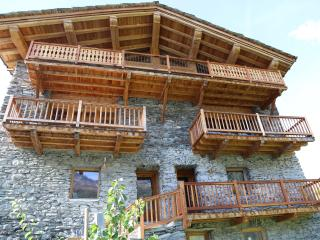 Convenient Apartment with Dishwasher and Short Breaks Allowed in Villaroger - Villaroger vacation rentals