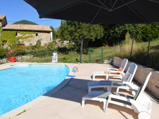 Lovely Gite with Central Heating and Satellite Or Cable TV in Barrême - Barrême vacation rentals
