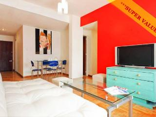 RECOLETA 2 BEDROOM, LARGE BALCONY, GREAT WIFI - Buenos Aires vacation rentals