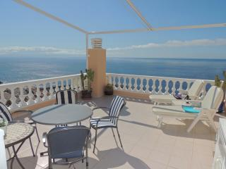 SUPERB APARTMENT WITH VIEWS SEA, MARINA & CLIFF. 3 - Los Gigantes vacation rentals