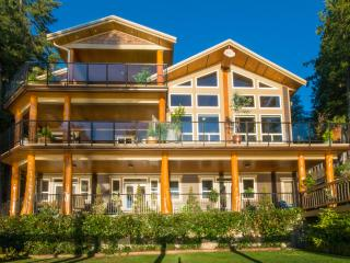 sunshinecoast water front vacation rental - Sechelt vacation rentals