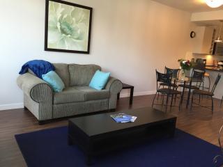 Brand New 1 Bedroom apartment top floor Lower Lons - Vancouver vacation rentals