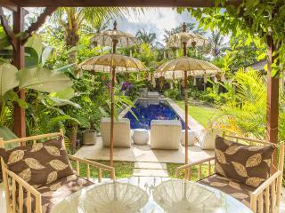 Ahh, 4 BR Tropical Garden Villa, Ubud - Ubud vacation rentals