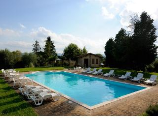 Country House Capanneto, Tuscany/Umbria Villa 2-32 - Promano vacation rentals