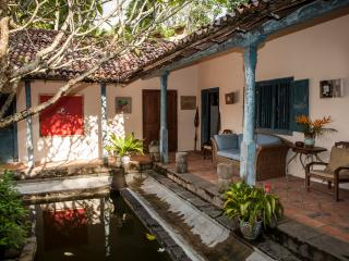 Hempel house.  Lovely double rooms - Galle vacation rentals