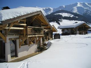 5 bedroom Ski chalet with Internet Access in Megève - Megève vacation rentals