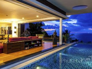 Stunning Sea View Penthouse w/ Private Pool - Kata vacation rentals