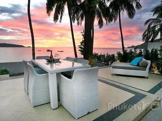 Beachfront 2-Bed Villa in Kalilm - Patong vacation rentals