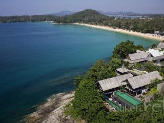 Stunning Oceanfront Villa in Surin - Surin Beach vacation rentals