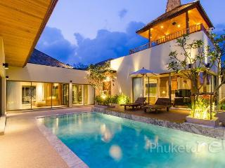 3-Bed Pool Villa with Roof Terrace in Layan - Layan Beach vacation rentals