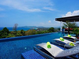 Stunning 6-Bed Sea View Villa in Surin - Surin Beach vacation rentals