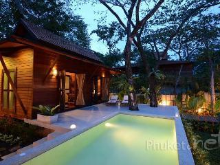 Stunning 1-Bed Thai-style Pool Villa - Nai Harn vacation rentals