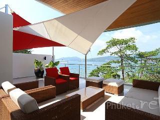 Modern 3-Bed Villa with Stunning Sea Views - Patong vacation rentals
