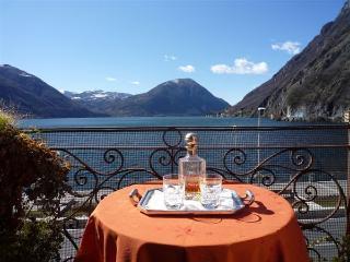 Charming 3 bedroom Penthouse in Porlezza - Porlezza vacation rentals
