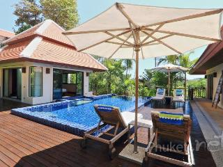 Thai-Bali 3-Bed Pool Villa in Nai Harn - Nai Harn vacation rentals