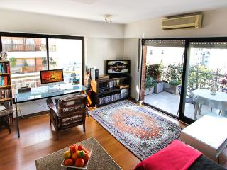 Sunny Duplex with terraces & a private bbq - Buenos Aires vacation rentals