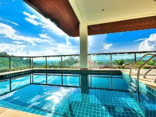 5 BDR Luxury Sea View Pool Villa (V5) at Chalong - Chalong Bay vacation rentals