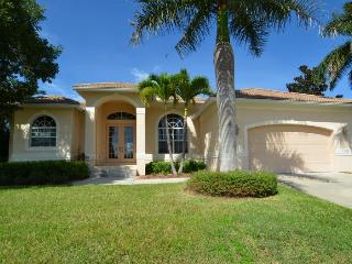 Family Friendly  4 bedroom canal home - Marco Island vacation rentals