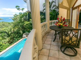 1 BR Apt in B&B-style Villa, Sea-Views & Location! - Manuel Antonio vacation rentals