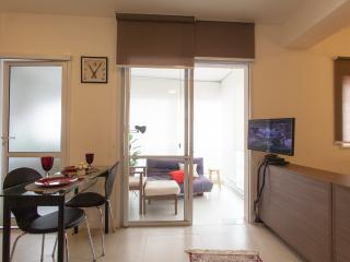 Nice Condo with Balcony and Private Outdoor Pool - Sao Jose da Bela Vista vacation rentals