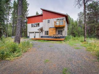 Modern and spacious lakeview cabin near Lake Cascade w/modern design! - Donnelly vacation rentals